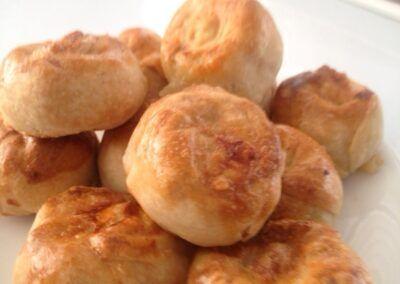 Knishes de patatas